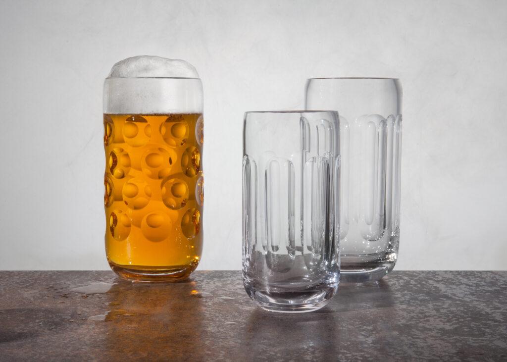 Pivní sklenice od Kristýny Venturové