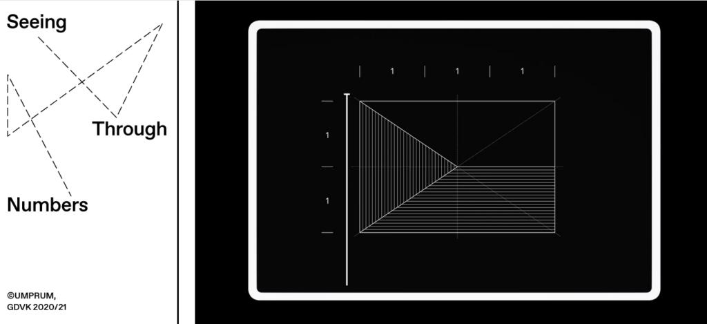 J.Dítětová a J.Moravec - Seeing Through Numbers - Ateliér grafického designu a vizuální komunikace - Česká vlajka