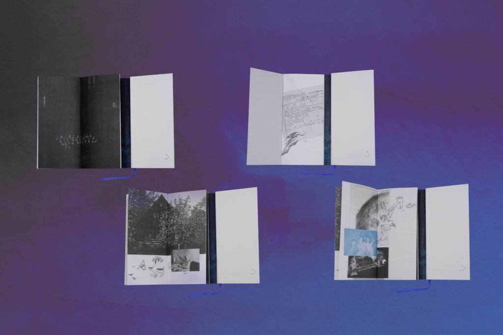 Knihu vydala mladá designérka samonákladem. Foto Veronika Opatrná