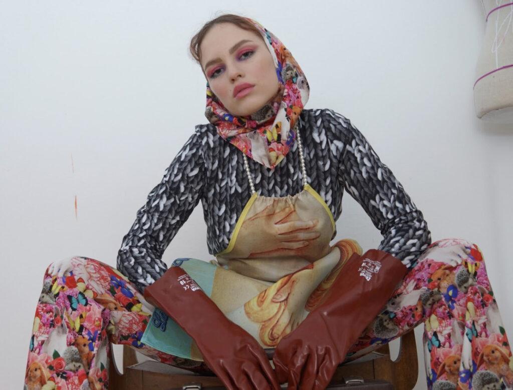 Alina Borodulina - z kolekce Ugly Design