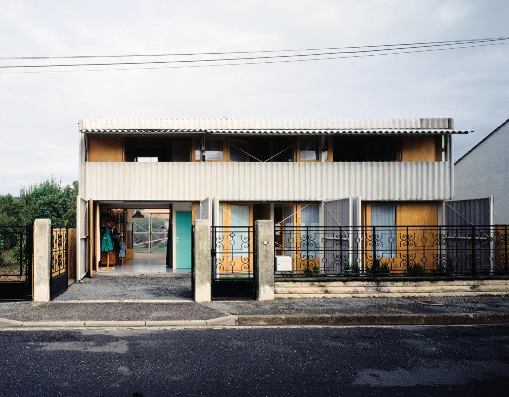 Latapie House. Foto Pritzker Prize, Philippe Ruault