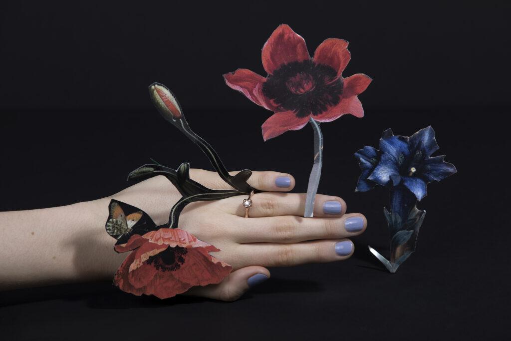 Koláž kolekce Mitmen Love. Foto Michaela Karásek Čejková