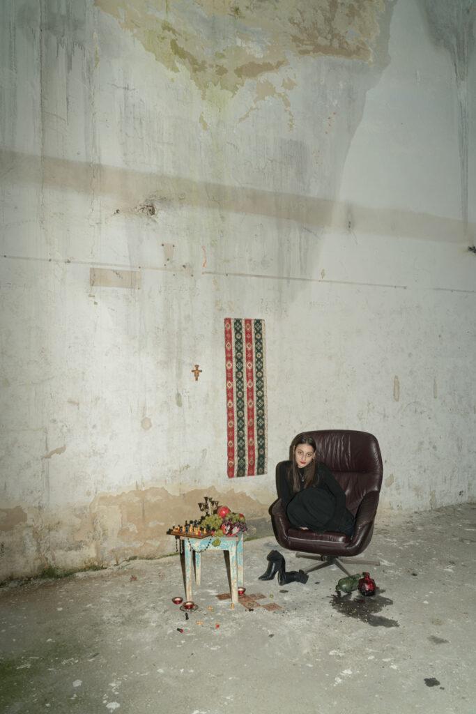 Miriam Pružincová - Ateliér fotografie II UMPRUM