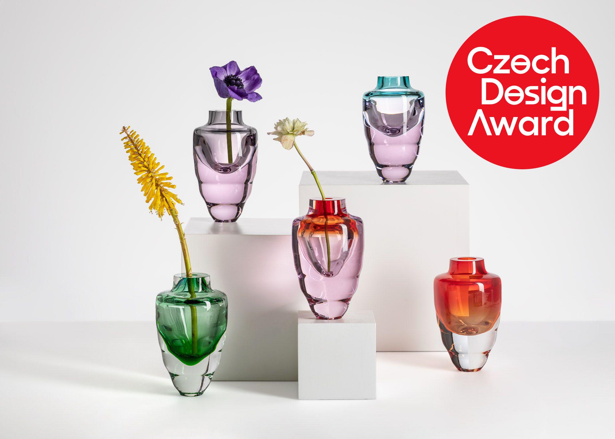 Ceny Czech Design Award navrhl František Jungvirt. Foto Anna Pleslová